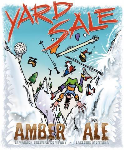 Yard Sale Brewing, Houston, TXSales Brew, Sales Princesses, Ales Beer, Yards Sales, Proof God, Sales Amber, Amber Ales, Ales Tamarack, Brew Company