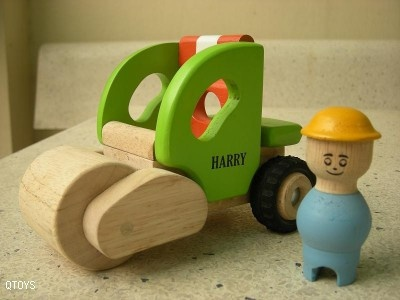 Harry The Steam Roller