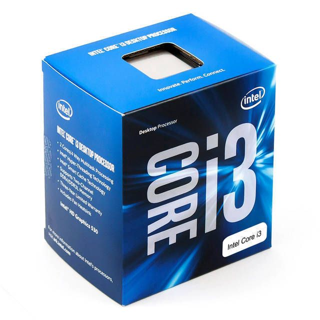 Intel Core i3-7100 Kaby Lake Processor 3.9GHz 8.0GT/s 3MB LGA 1151 CPU Retail
