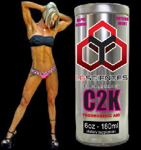 Ladies Love CK2 Thermo's