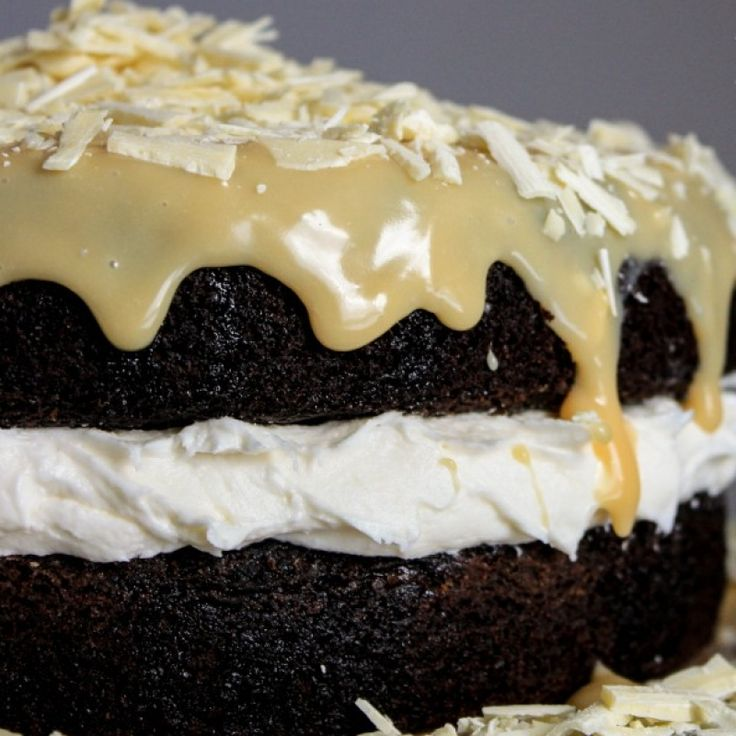 Chocolate Cake Recipe With Stout