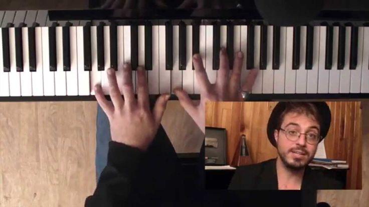 Tuto Piano Débutants - Episode 3 (Part 1/2) - Gainsbourg