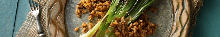 This Asian-inspired recipe isn't just quick, it's also convenient because it can be made with either bok choy or broccoli spears. Korean Gochujang sauce and toasted sesame oil contribute to the dish's Pacific Rim flavor profile.
