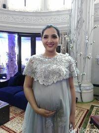 Ashanty Jarang Mandi di Kehamilan yang Kedua