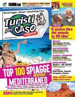 Turistipercaso Magazine - Le 100 spiagge più belle del Mediterraneo! - Viaggi, vacanze e turismo: Turisti per Caso