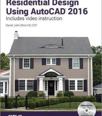 Residential Design Using AutoCAD 2016 PDF