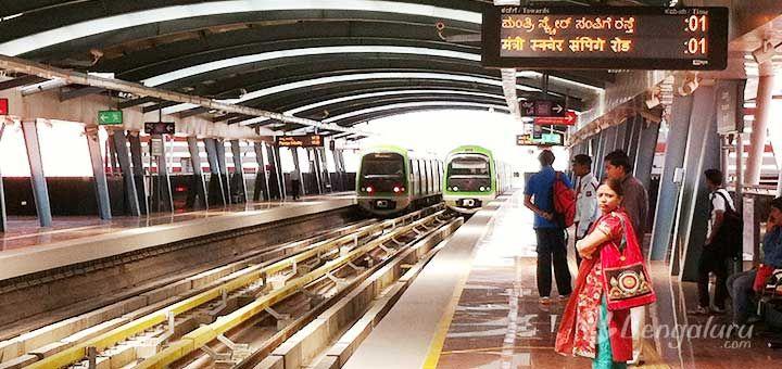 BMRC- Namma Metro