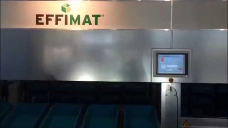 Lagerautomat EffiMat® demonstration- CeMat exhibition 2014 | EffiMat Sto...