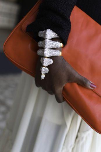 Bone Chilling Bracelet
