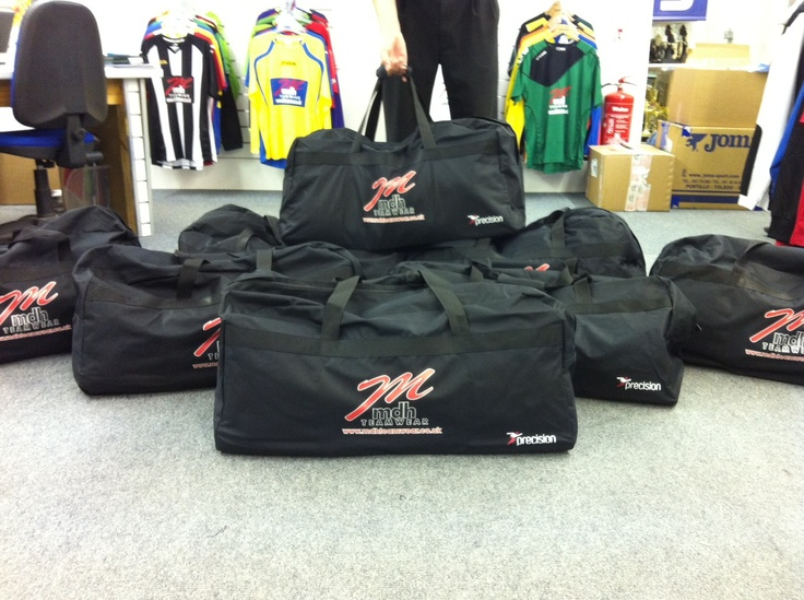 The kits are ready; this evening as part of our ongoing support of local football, we will be handing over 8 free kits to the winning teams from the MDH Teamwear Northants Combination League.   Congratulations O N Chenecks, Brixworth All Saints, Finedon Volta FC, Medbourne FC, Kettering Nomads FC, Wellingborough Rising Sun & Corby Pegasus FC at HTFC.     This is an annual draw, so next time it could be you. For information on how to make sure you are part of next year's draw, just get in…