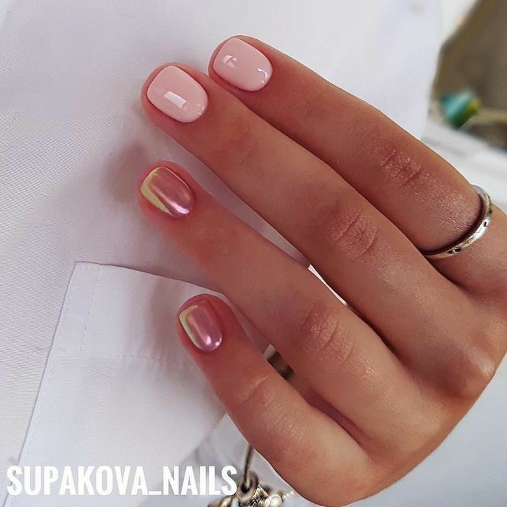 Only The Pale Pink Love That Color Simple Acrylic Nails Summer Nails Colors Designs Cute Nails