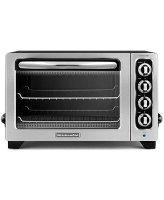 kitchenaid kco222ob kitchenaid countertop countertop toaster ...