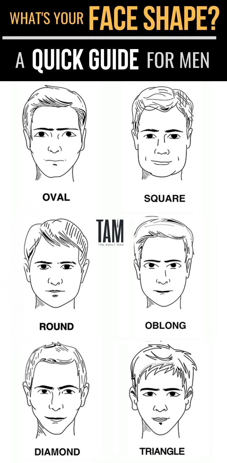 what's the best hairstyle for your face shape?   haircuts