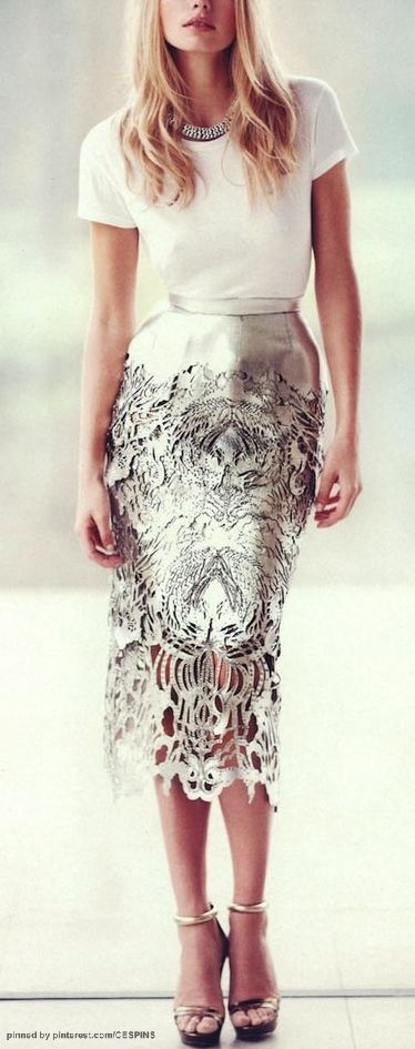 wOW~love this skirt