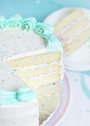 Best Buttermilk Birthday Cake