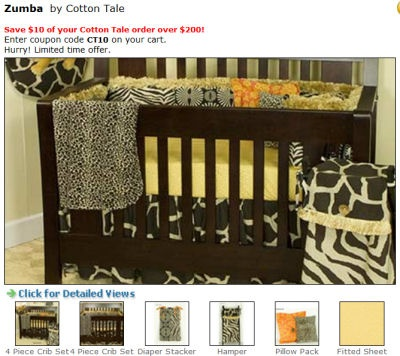chocolate black white bumper zebra leopard giraffe print baby crib nursery bedding set brown