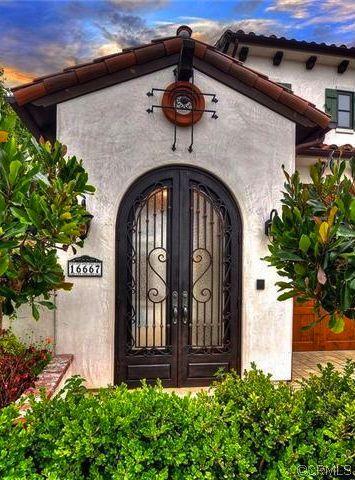165 best images about mediterranean doors on pinterest for Mediterranean style front doors