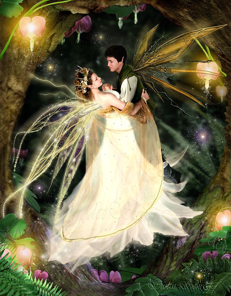 Faeries Dance | Faeries, Angels and Fantasy... | Pinterest
