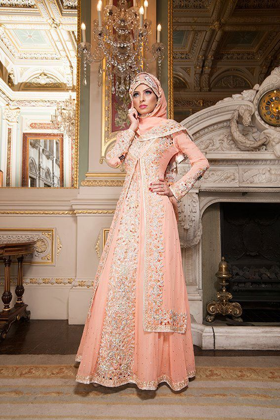 #Hijab Bride.. #MuslimWedding, www.PerfectMuslimWedding.com