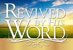 Revived by His Word - Job 41 ~ Sign-up to receive a Bible reading per day, in addition to prayer opportunities