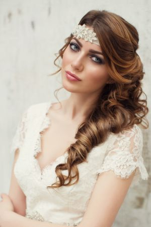 #wedding #hair #makeup #bride #pretty #weddingphoto