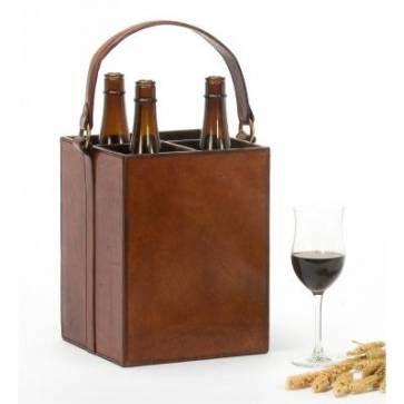 Leather #wine #carrier @VinePair