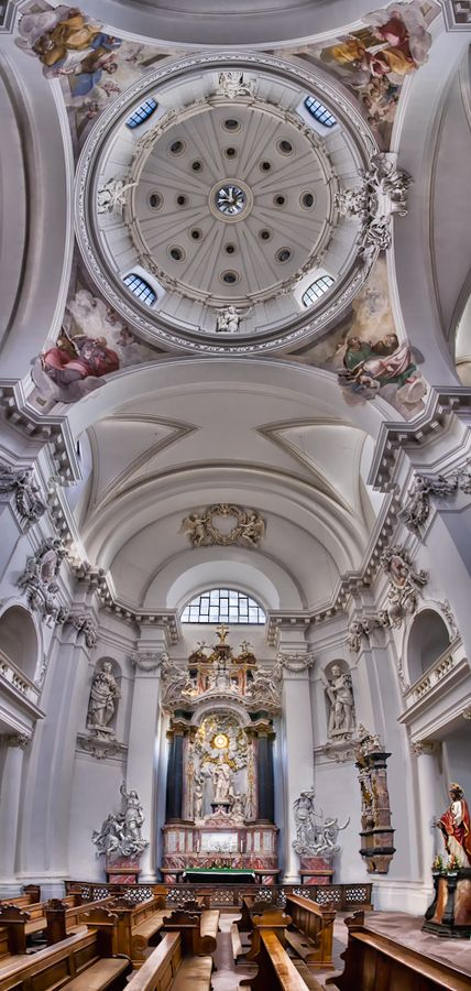 Fulda Cathedral, Germany