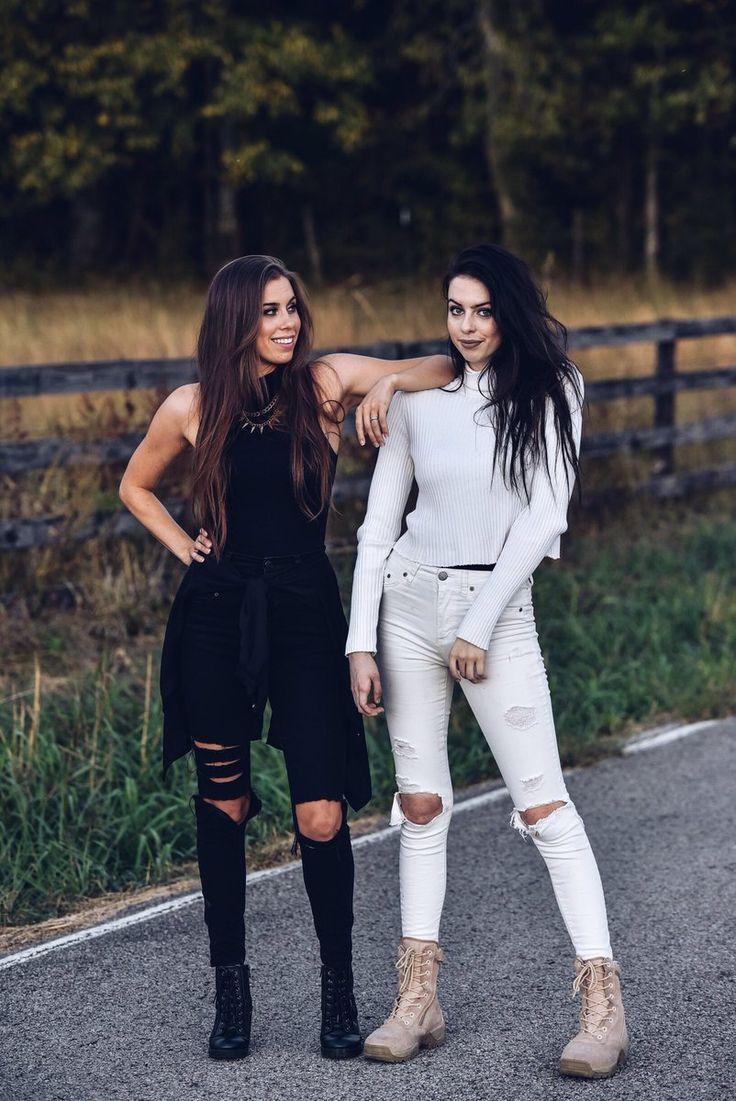 Christina and Danielle Cimorelli