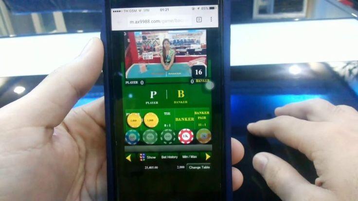 Gclub casino mobile จีคลับคาสิโน บนมือถือ Android ios iphone เข้าเล่นผ่านเว็บ Casino Touring ได้ 24 ชั่วโมง เริ่มต้นเพียง 200 บาท รับค่าคอม โปรโมชั่น 20%