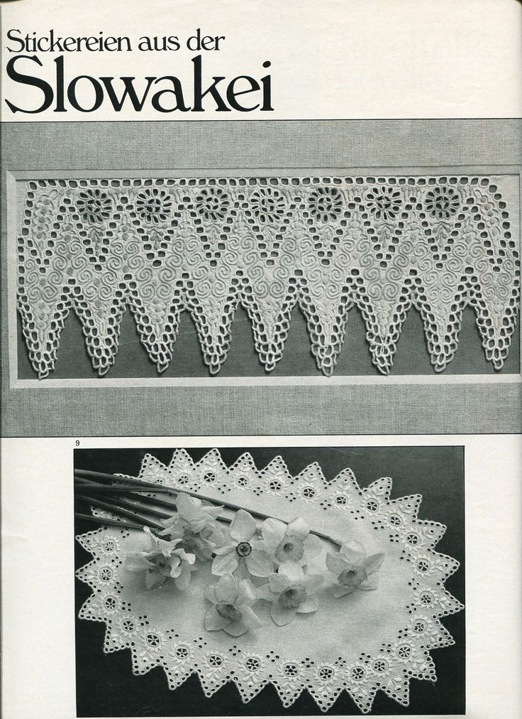 08 - Embroidery from Slovakia