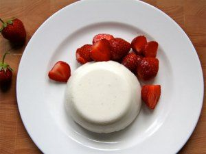 Patriotic Plates Chef Anna Olson's recipe for her ultimate Canadian dish, panna cotta