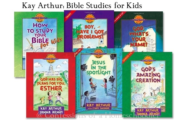 kay arthur how to study bible curriculum