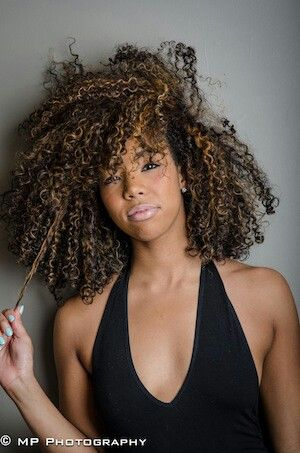 51 best african american curly hair styles images on pinterest