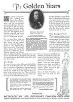 Metropolitan Life Insurance New York 1926 Ad Picture