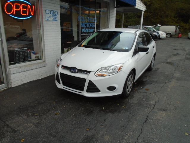 2012 Ford Focus S Ford Focus S Car Finance Used Cars