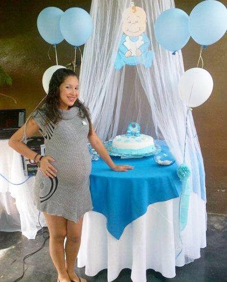 420f0e865 vestidos de embarazadas para baby shower