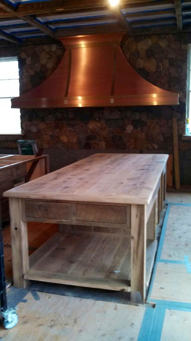 86 best barn wood tables images on pinterest kitchen island
