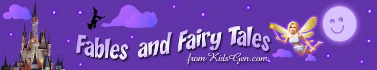 Fables and Fairy Tales for kids