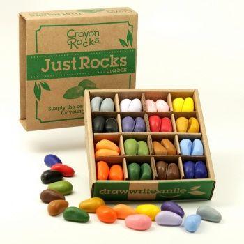 Kredki Crayon Rocks w pudełku 64 sztuki - 16 kolorów