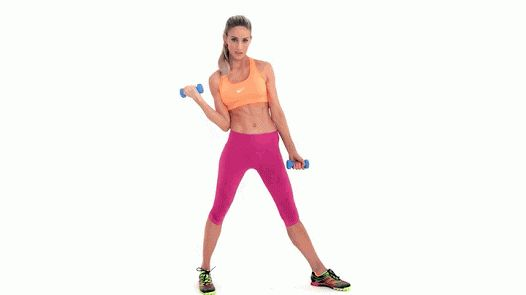 Ab Exercises - 4 Quick Exercises For Flat Abs - Cosmopolitan