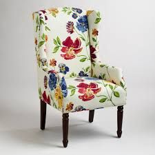 High Quality Floral Wingback Chair Images   Google Search