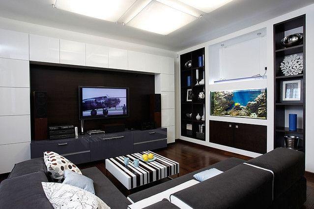 аквариум в гостиной - Поиск в Google
