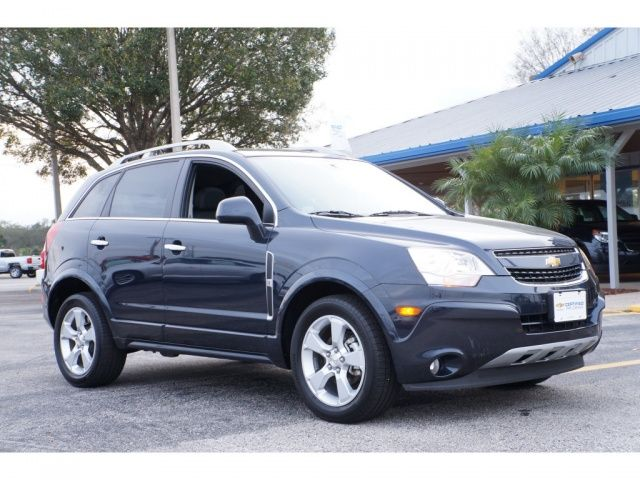 Used 2014 Chevrolet Captiva Sport For Sale | Sebring FL