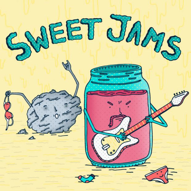 #NowPlaying: 'Sweet Jams' by Reynard Nel - http://10and5.com/2015/02/05/nowplaying-sweet-jams-by-reynard-nel/