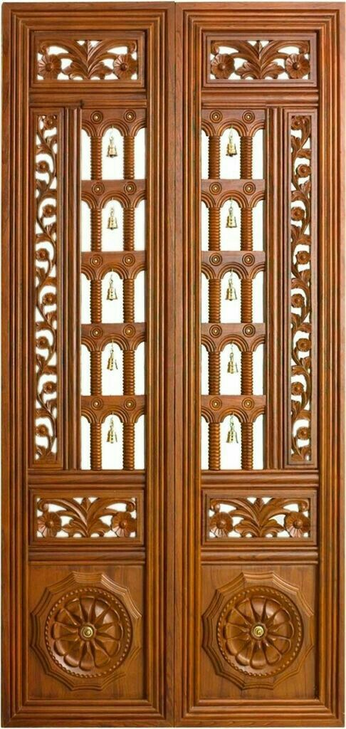 Room Door Design House Design Puja Room Room Doors Entrance Doors Wooden Doors Door Handles China Cabinet Furniture Ideas & 700 best New Door images on Pinterest | Entrance doors Front ...