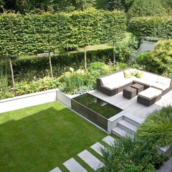 Landscape Gardening Jobs Hertfordshire Our Landscape Gardening Courses Stockport Landscape Gardening In 2020 Modern Garden Design Modern Garden Minimalist Garden