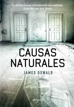 Causas naturales - James Oswald
