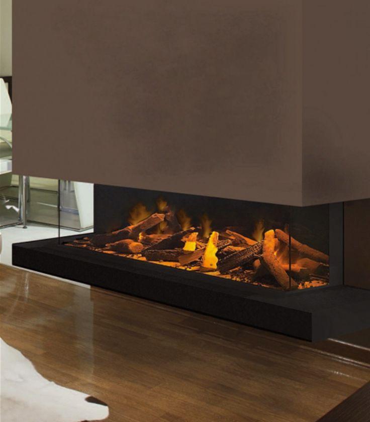 evonic e1500gf3 electric fire  apartment living room