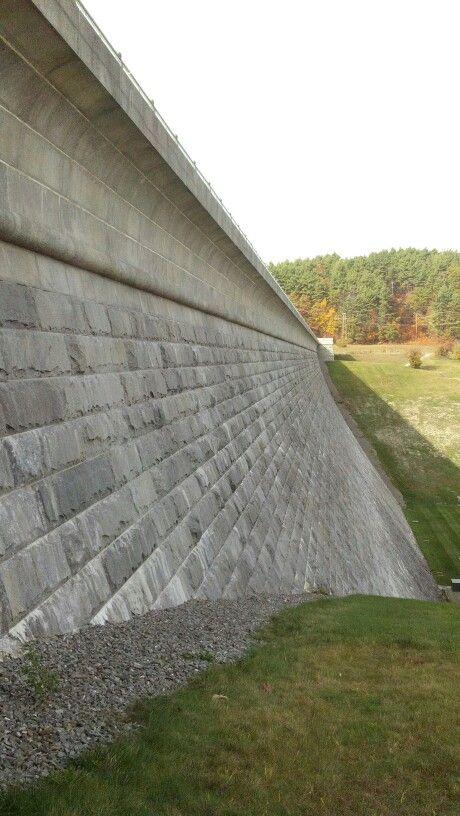 Wachusett Dam, Clinton, MA