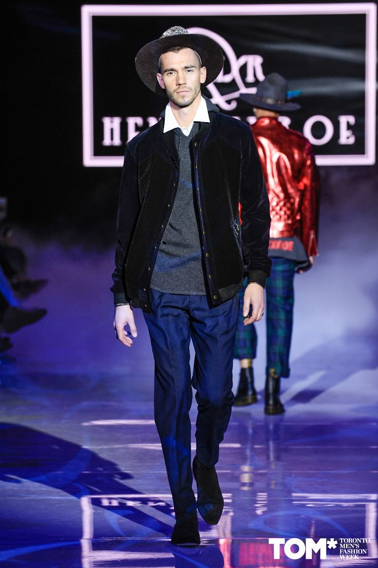 HENDRIXROE at TOM* Toronto Men's Fashion Week FW17. TOM* is the most important and influential platform for menswear designers and brands in Canada.. #ILOVETOM #IAMTOM #LOVECANADIANFASHION #TOMFW17 http://WWW.TOMFW.COM